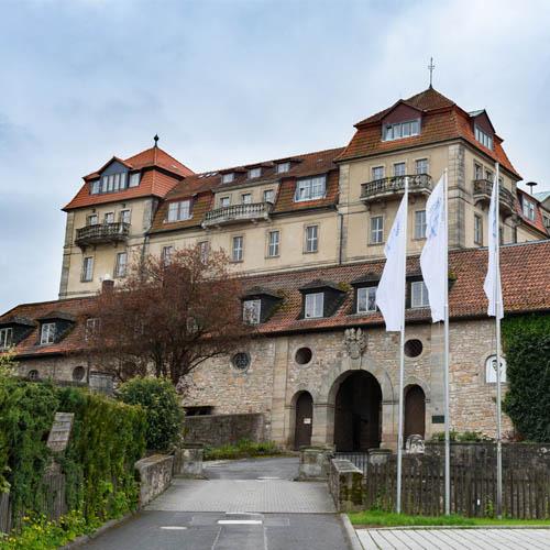 Lietz Boarding School Castle Bieberstein